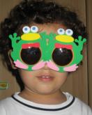 Kurbaga gözlük