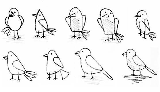 Karton Kuş